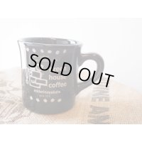 **SOLDOUT**■ORIGINALマグカップ/LET IT COFFEE/ BLACK